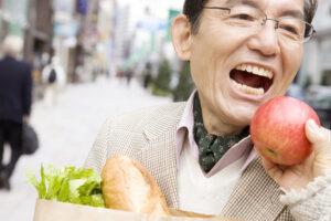 入れ歯の不快感を払拭でき、快適な生活をもたらします